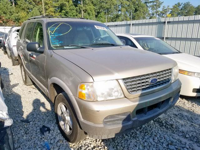 2002 Ford Explorer For Sale >> 2002 Ford Explorer X 4 0l 6 For Sale In Ellenwood Ga Lot 48792549