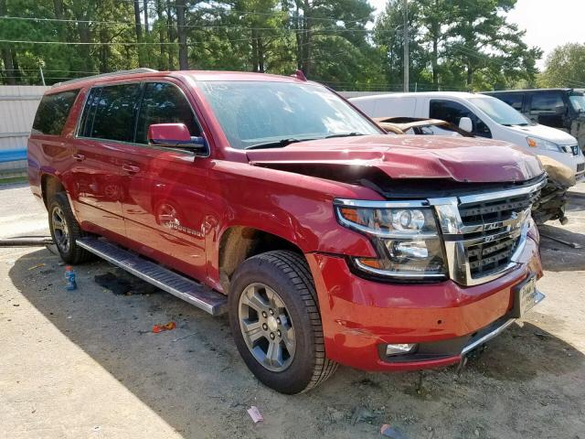 click here to view 2015 CHEVROLET SUBURBAN K at IBIDSAFELY