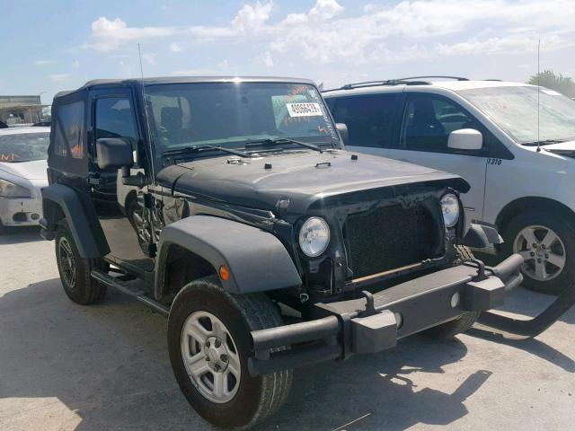 click here to view 2013 JEEP WRANGLER S at IBIDSAFELY