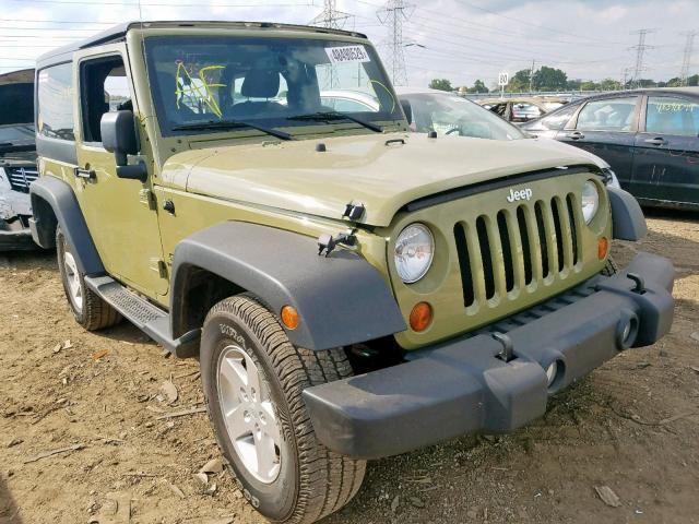 2013 Jeep  | Vin: 1C4AJWAG4DL654584