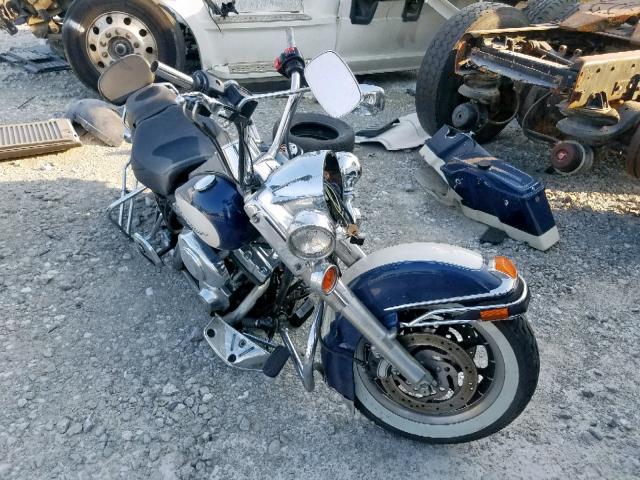 Salvage 2002 Harley-Davidson FLHPI for sale