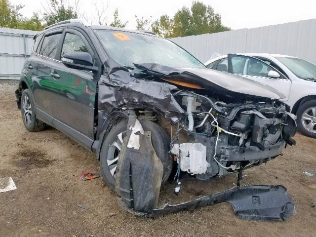 2017 Toyota Rav4 Le 2.5L