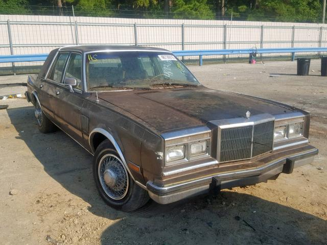 click here to view 1987 CHRYSLER FIFTH AVEN at IBIDSAFELY