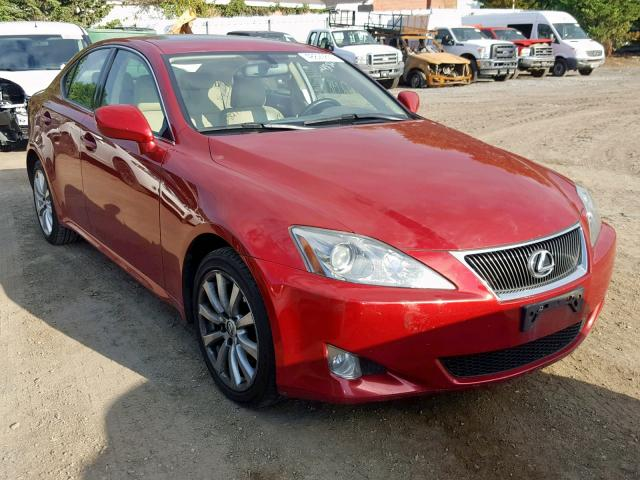 click here to view 2007 LEXUS IS 250 at IBIDSAFELY