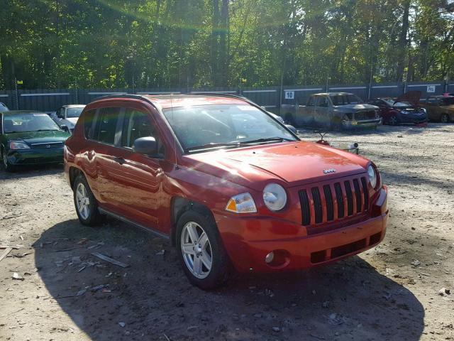 2007 Jeep Compass 2.4L