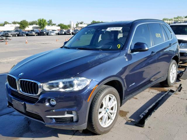 2014 BMW  X5 XDRIVE3