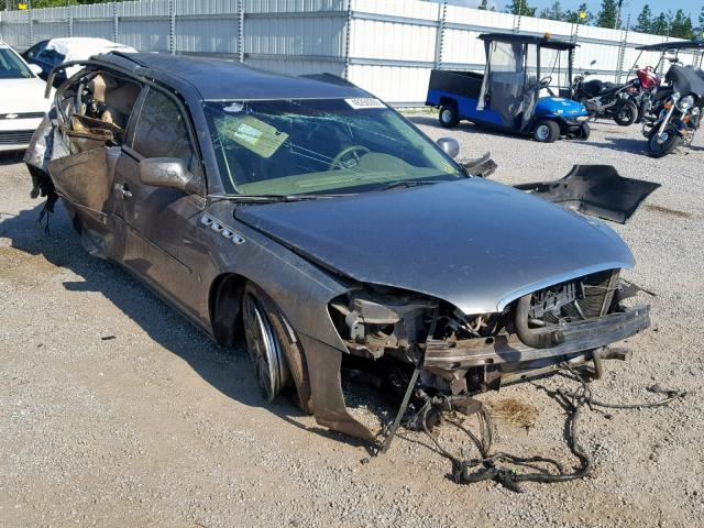 Salvage cars for sale from Copart Harleyville, SC: 2006 Buick Lucerne CX