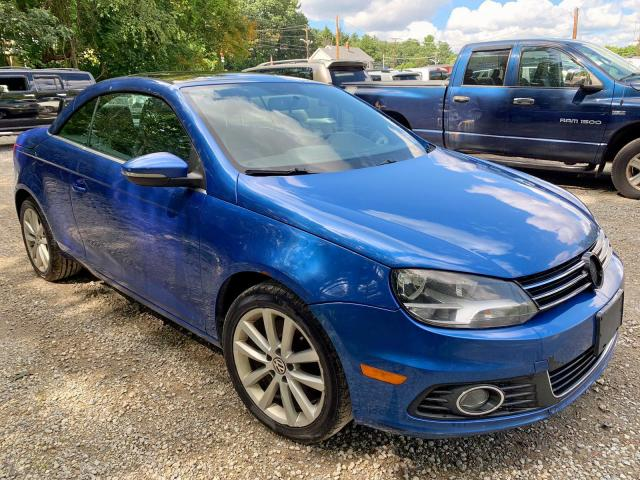 click here to view 2012 VOLKSWAGEN EOS KOMFOR at IBIDSAFELY