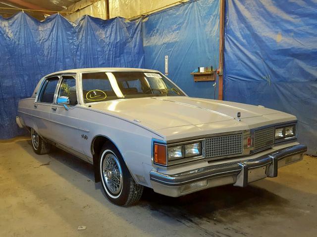 click here to view 1984 OLDSMOBILE 98 REGENCY at IBIDSAFELY