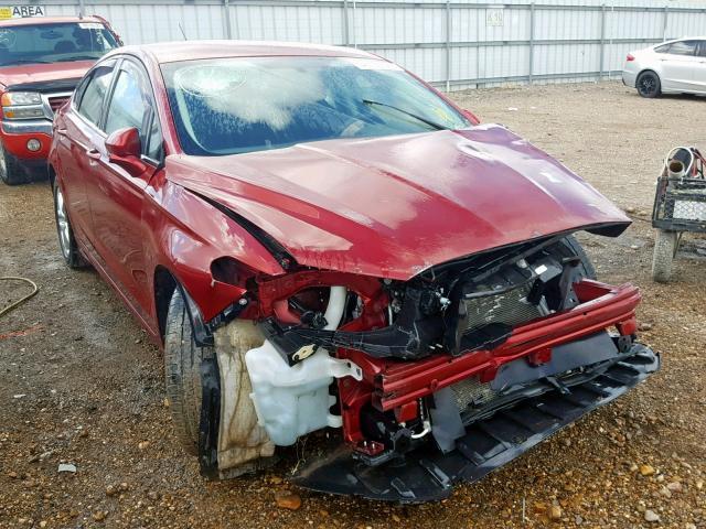 2013 Ford Fusion Se 2.5L