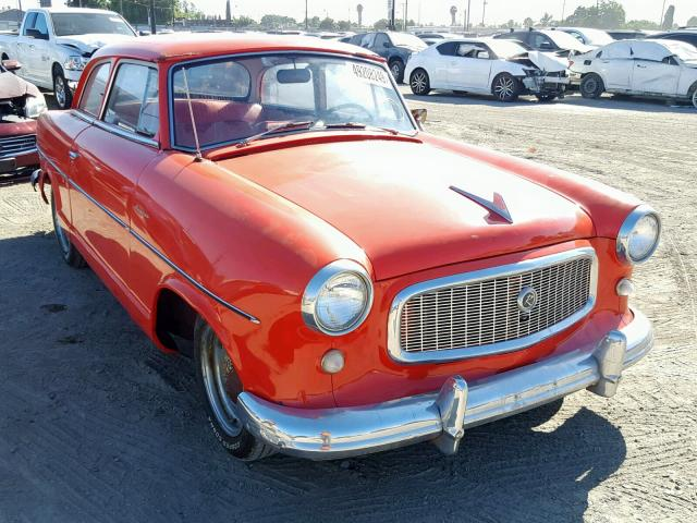 Salvage 1958 American Motors RAMBLER for sale