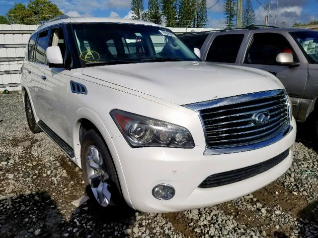 2011 Infiniti QX56 for sale in Fort Pierce, FL