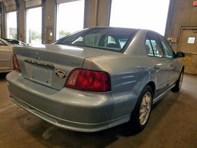 click here to view 2003 MITSUBISHI GALANT DE at IBIDSAFELY