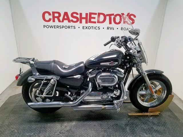 Salvage 2011 Harley-Davidson XLH1200 C for sale