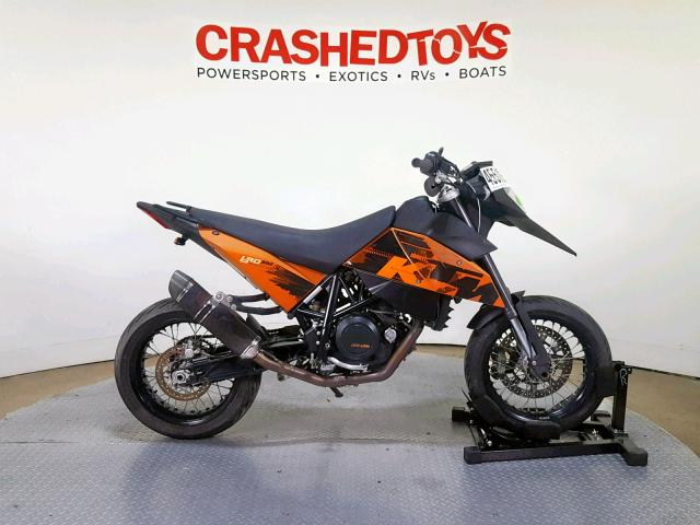 click here to view 2007 KTM 690 SUPERM at IBIDSAFELY