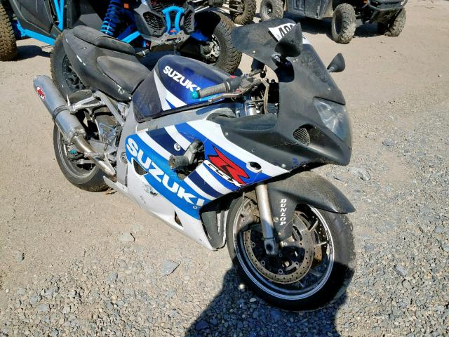click here to view 2003 SUZUKI GSX-R600 at IBIDSAFELY