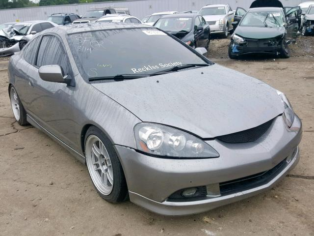 Salvage 2005 Acura RSX TYPE-S for sale