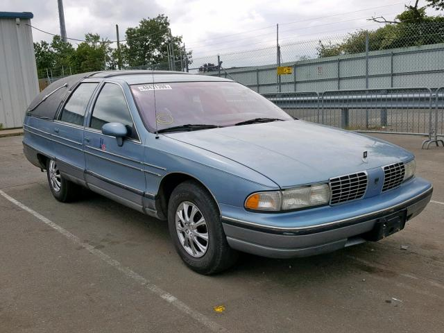 click here to view 1992 OLDSMOBILE CUSTOM CRU at IBIDSAFELY