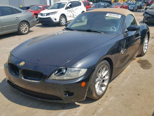 2005 BMW  Z4 2.5