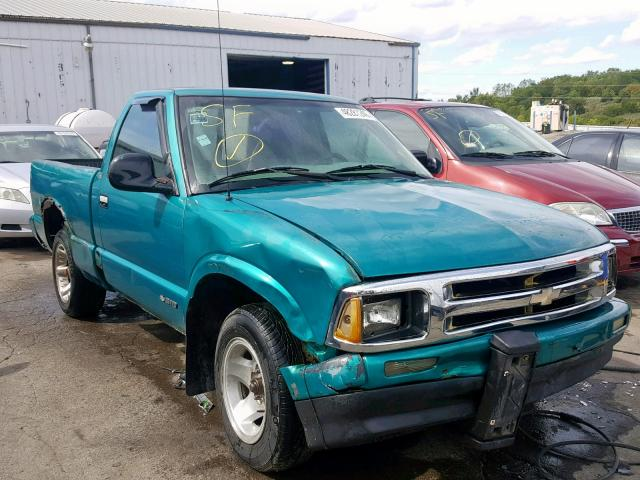 1995 Chevrolet S Truck S1 4 3l 6 For Sale In Chicago Heights Il Lot 48281249