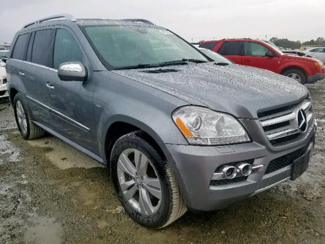 click here to view 2010 MERCEDES-BENZ GL 350 BLU at IBIDSAFELY