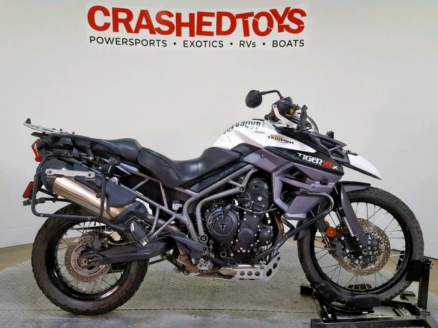 click here to view 2017 TRIUMPH MOTORCYCLE TIGER 800X at IBIDSAFELY