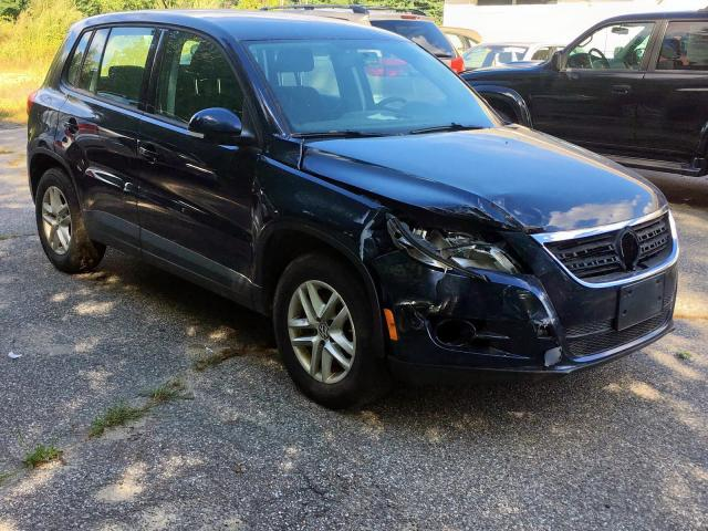click here to view 2011 VOLKSWAGEN TIGUAN S at IBIDSAFELY