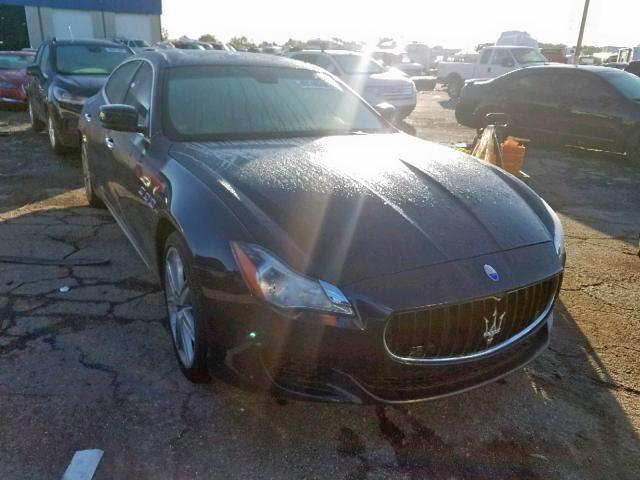 click here to view 2015 MASERATI QUATTROPOR at IBIDSAFELY