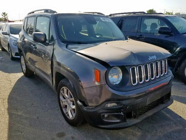 2017 Jeep Renegade L 2.4L