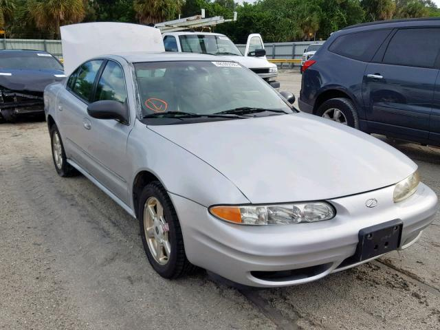 click here to view 2003 OLDSMOBILE ALERO GLS at IBIDSAFELY