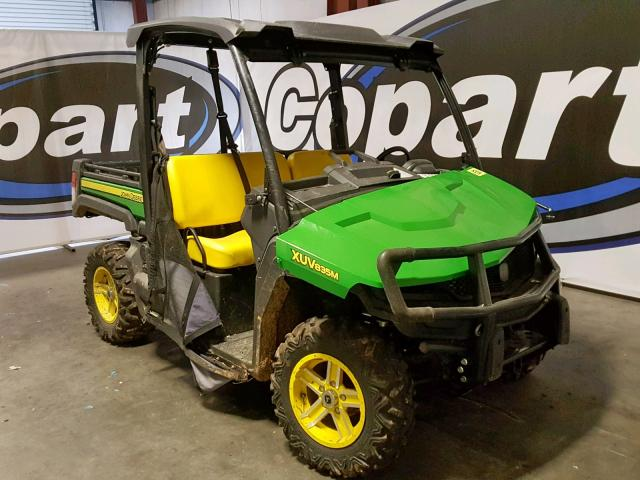 click here to view 2018 JOHN DEERE XUV835M at IBIDSAFELY
