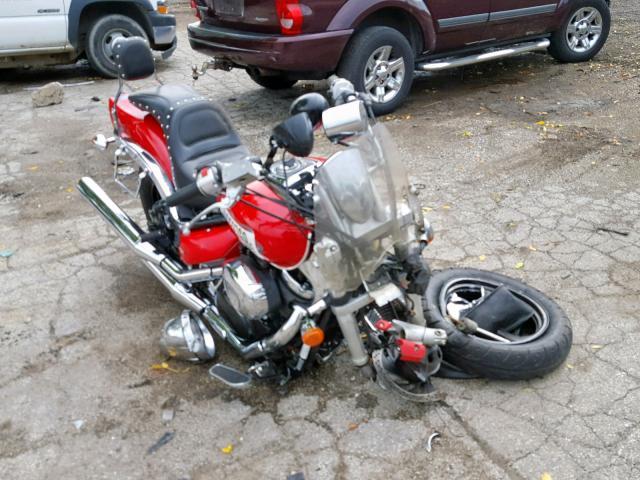 Salvage 2005 Suzuki M50 BK5 for sale