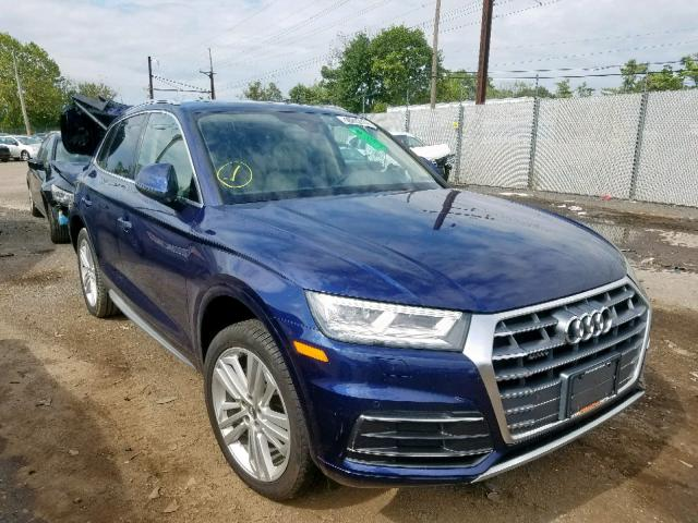 click here to view 2018 AUDI Q5 PREMIUM at IBIDSAFELY