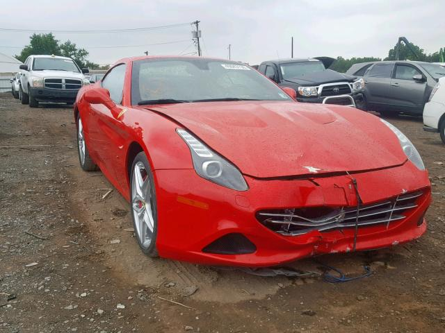 2015 Ferrari California 3.9L