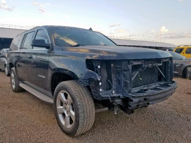 click here to view 2015 CHEVROLET SUBURBAN C at IBIDSAFELY