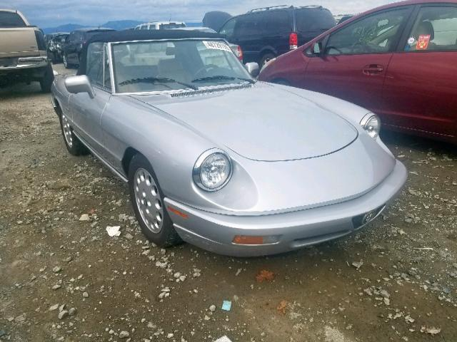 click here to view 1991 ALFA ROMEO SPIDER VEL at IBIDSAFELY