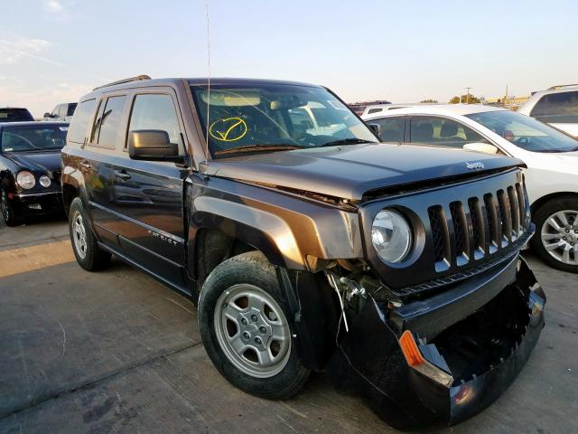 click here to view 2016 JEEP PATRIOT SP at IBIDSAFELY