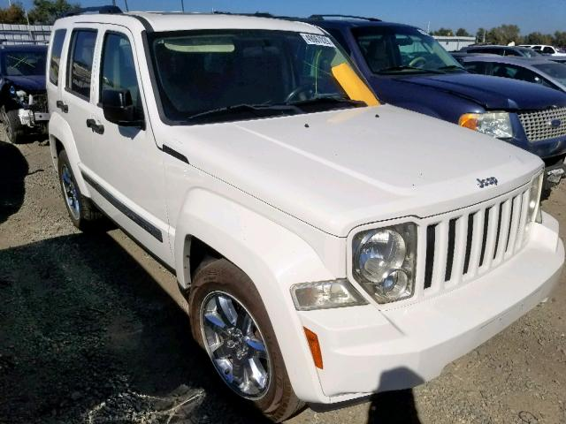 2008 Jeep Liberty For Sale >> 2008 Jeep Liberty Sp 3 7l 6 For Sale In Sacramento Ca Lot 49067029