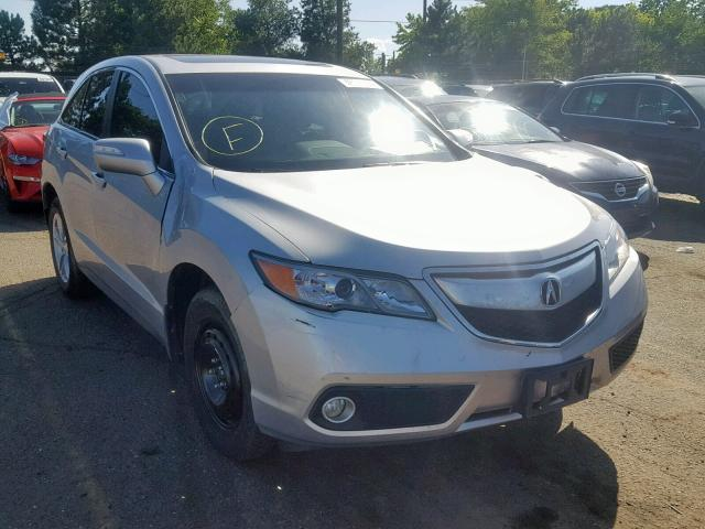 photo ACURA RDX TECHNO 2015