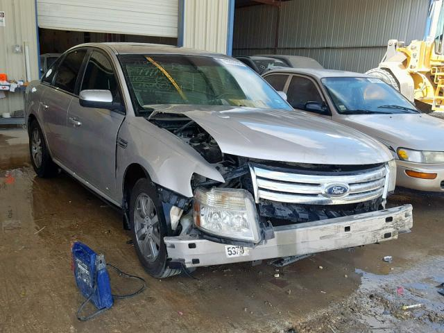 Salvage cars for sale from Copart San Antonio, TX: 2008 Ford Taurus SEL