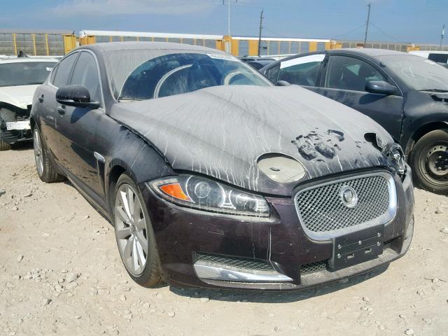 2012 Jaguar Xf Portfol 5.0L
