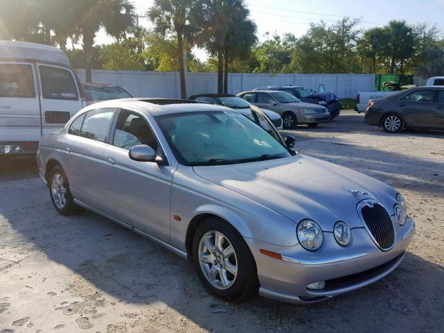 2003 Jaguar S-Type 3.0L