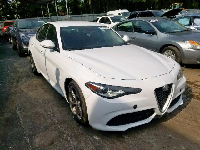 click here to view 2018 ALFA ROMEO GIULIA at IBIDSAFELY