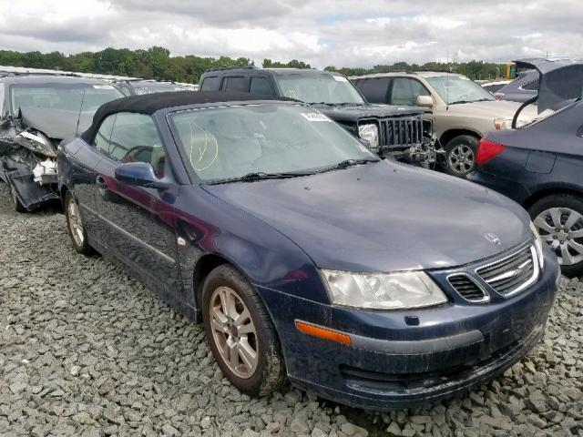 click here to view 2007 SAAB 9-3 2.0T at IBIDSAFELY