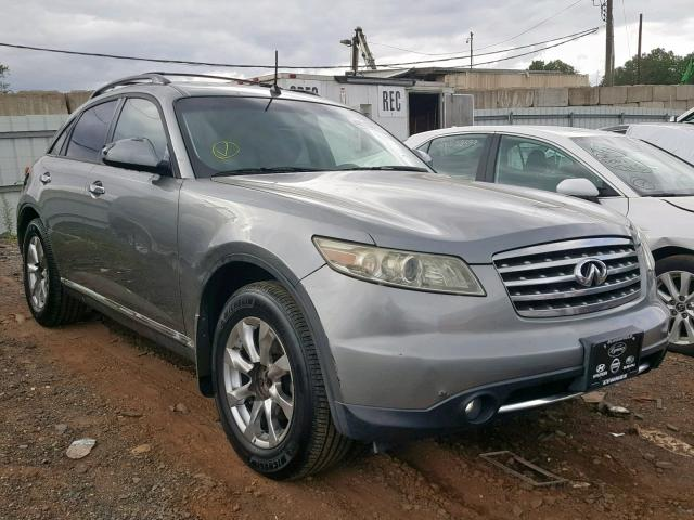 click here to view 2007 INFINITI FX35 at IBIDSAFELY