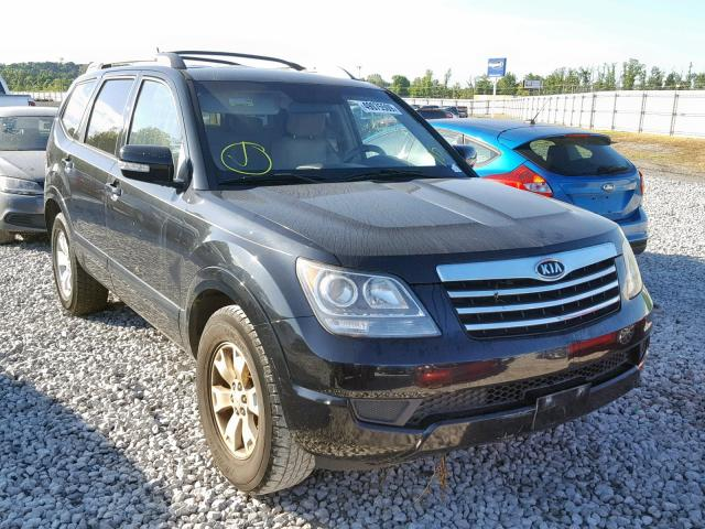 click here to view 2009 KIA BORREGO LX at IBIDSAFELY