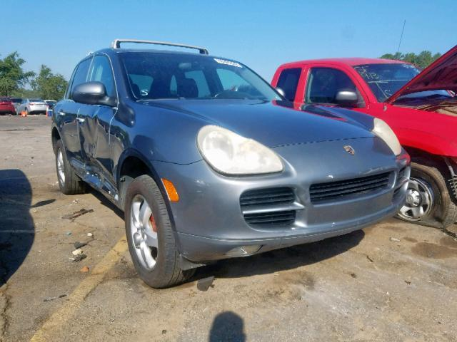 2006 Porsche Cayenne S 45l 8 For Sale In Austell Ga Lot 48385939