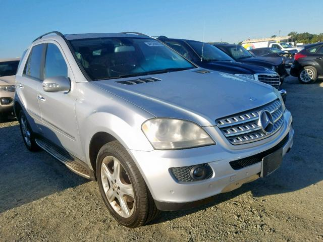 click here to view 2007 MERCEDES-BENZ ML 350 at IBIDSAFELY