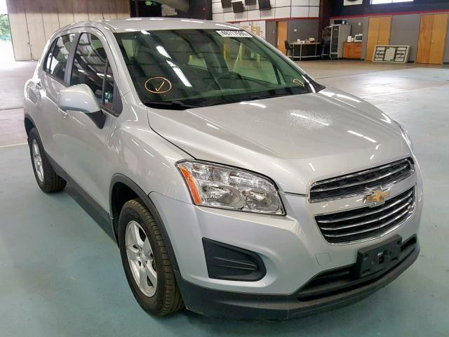 click here to view 2015 CHEVROLET TRAX 1LS at IBIDSAFELY