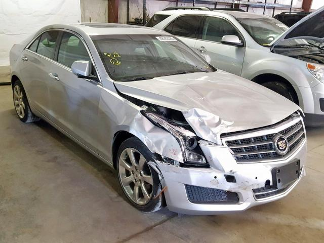 click here to view 2014 CADILLAC ATS LUXURY at IBIDSAFELY